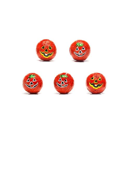7 crisp pumpkin balls